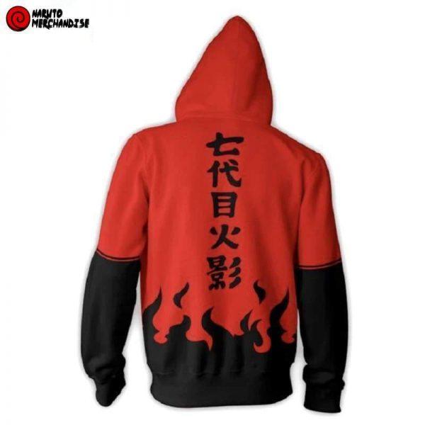 Naruto sage jacket