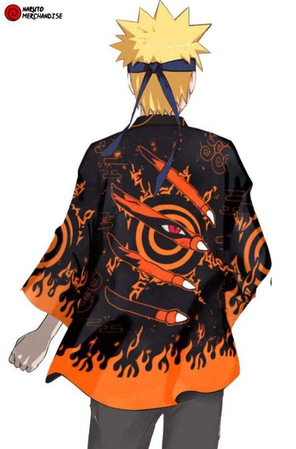 Naruto Kimono <br>Naruto Uzumaki Clan