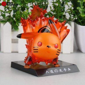Naruto Figure <br>Pikachu Cosplay