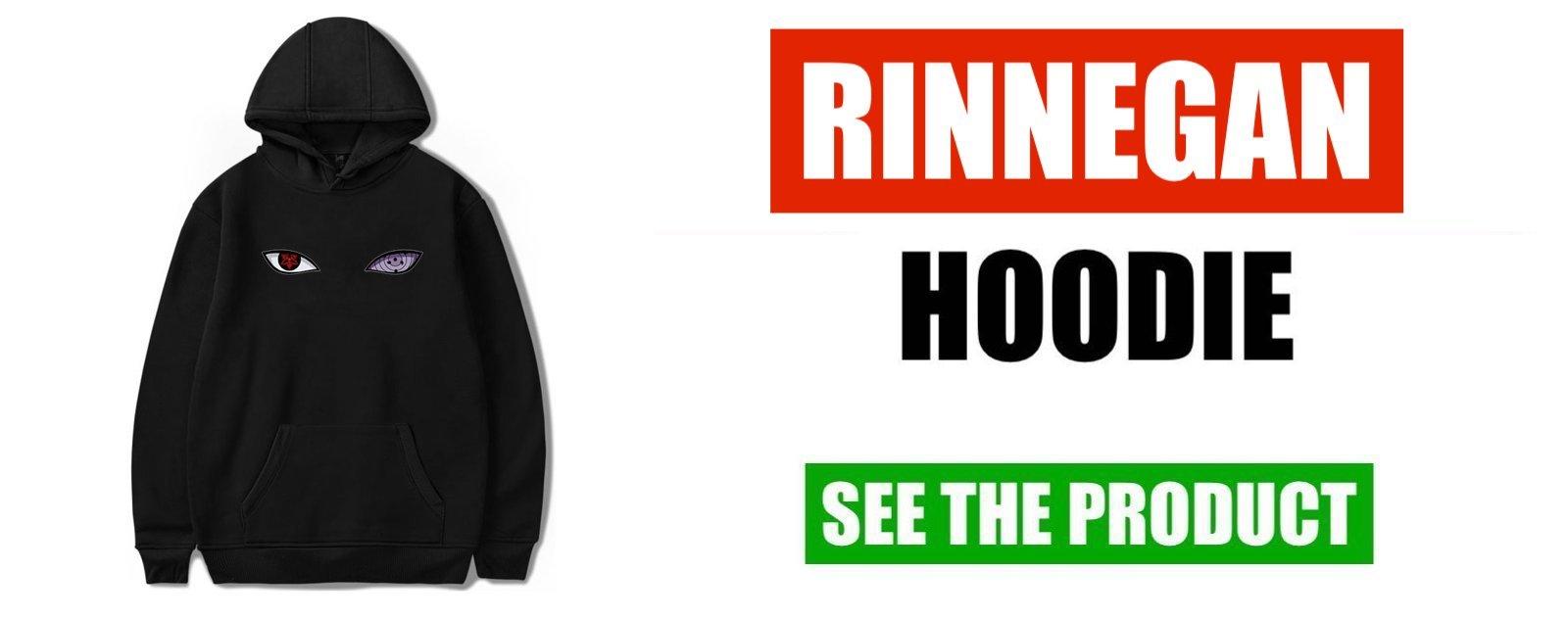 Rinnegan hoodie