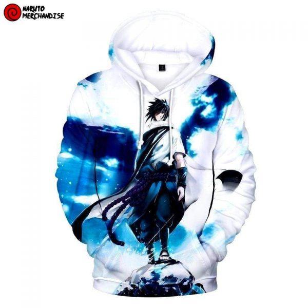 Sasuke supreme hoodie