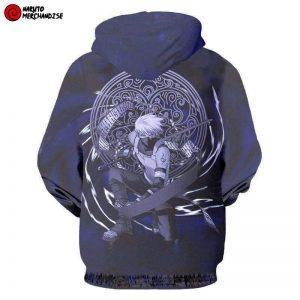 supreme kakashi hoodie
