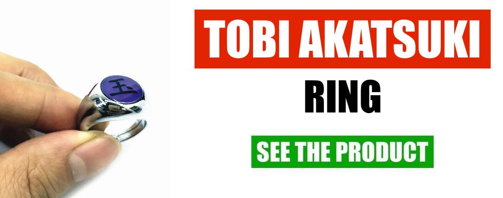 TOBI AKATSUKI RING