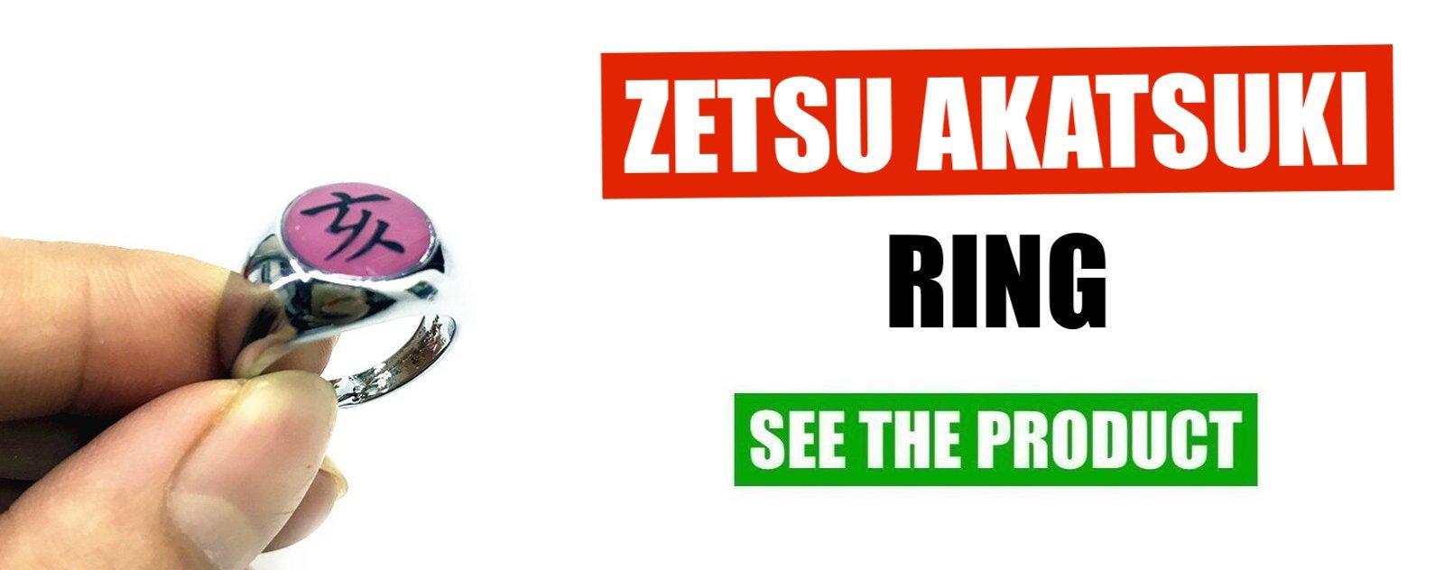 zetsu ring