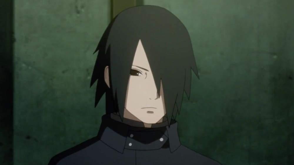 How tall is adult Sasuke