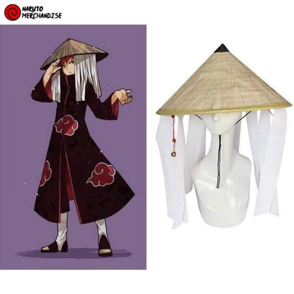 Akatsuki Bamboo Hat
