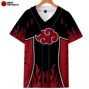 Akatsuki Baseball Shirt