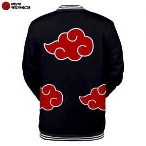 Akatsuki clan baseball jacket