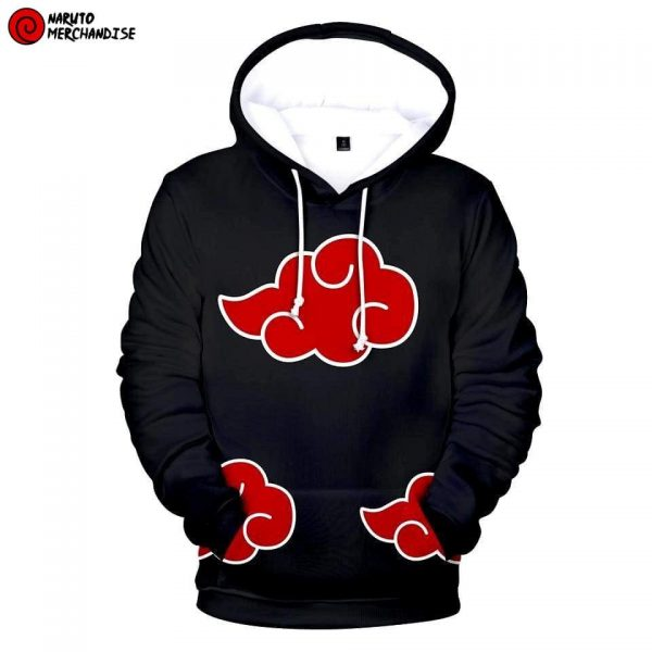 Akatsuki cloak hoodie