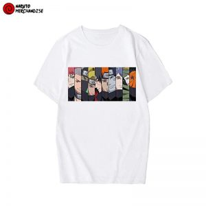 Akatsuki members shirt