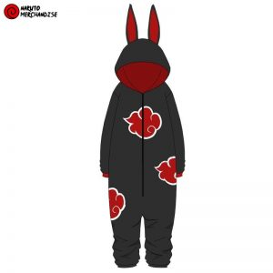 Akatsuki Onesie for Adults