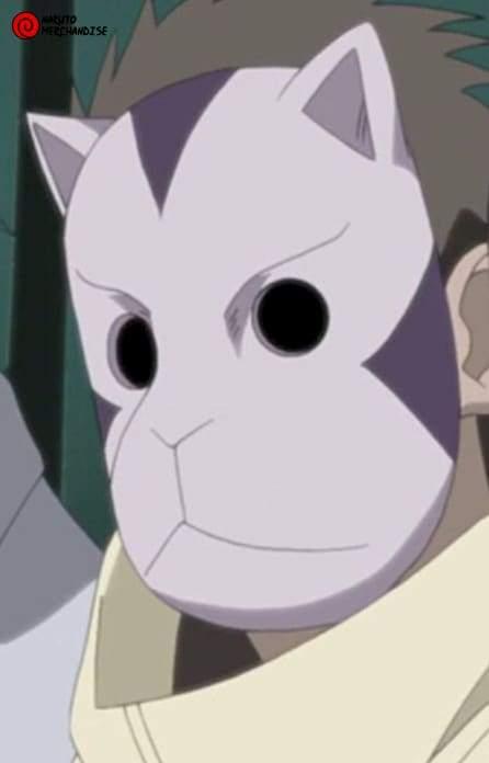 Anbu Black Ops Mask <br>Commander (Black)