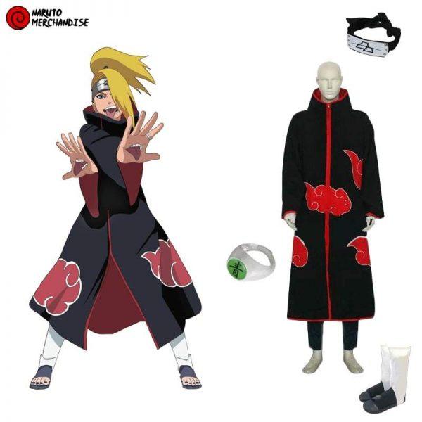 Naruto Cosplay <br> Deidara