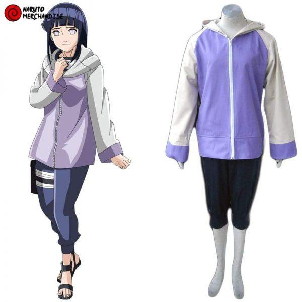 Naruto Cosplay <br> Hinata Hyuga (Shippuden)