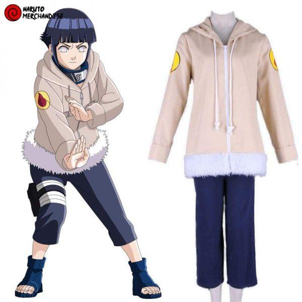 Naruto Cosplay <br> Hinata Hyuga