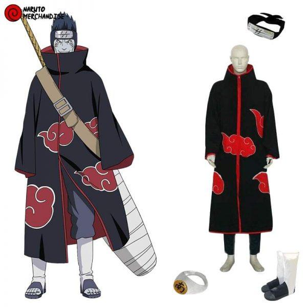 Naruto Cosplay <br> Kisame Hoshigaki