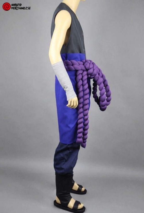 Naruto Cosplay <br> Sasuke