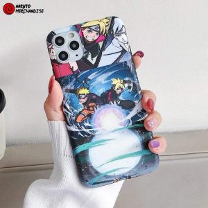 Father-Son Rasengan Phone Case