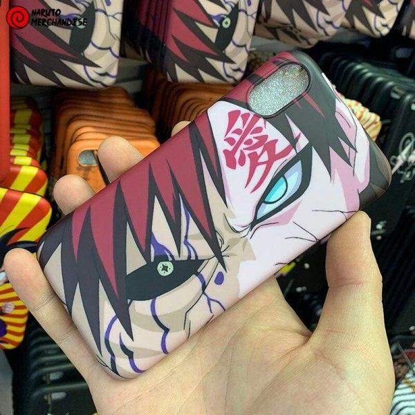 Gaara and Shukaku Phone Case