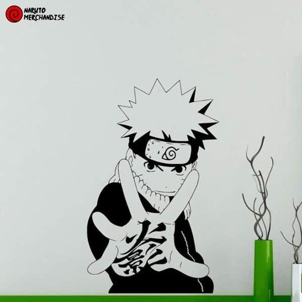Sticker Naruto<br> Kanji