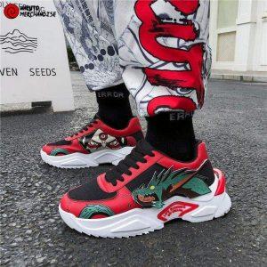 Hashirama Senju Sage Mode Sneakers