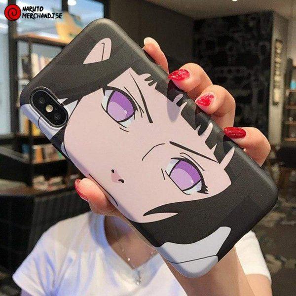 Hinata Eyes Phone Case