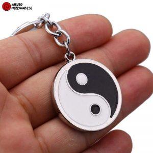 Hyuga Clan Symbol Keychain