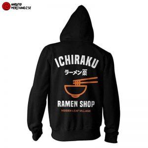 Ichiraku Ramen Jacket