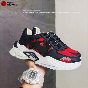 Itachi Akatsuki Sneakers