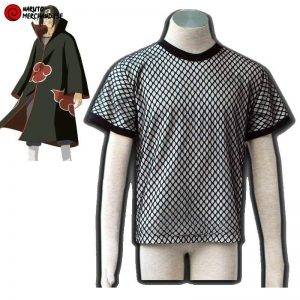 Itachi Fishnet Shirt