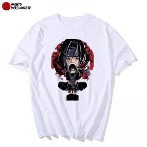Itachi on Pole Shirt