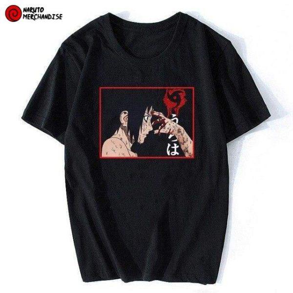 Itachi Sasuke Forehead Shirt