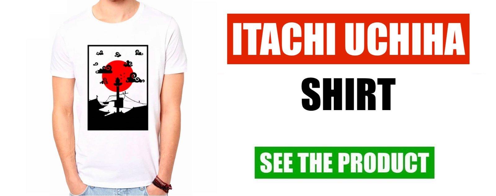 Itachi Uchiha Shirt