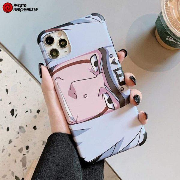 Jiraiya Face Paint Phone Case