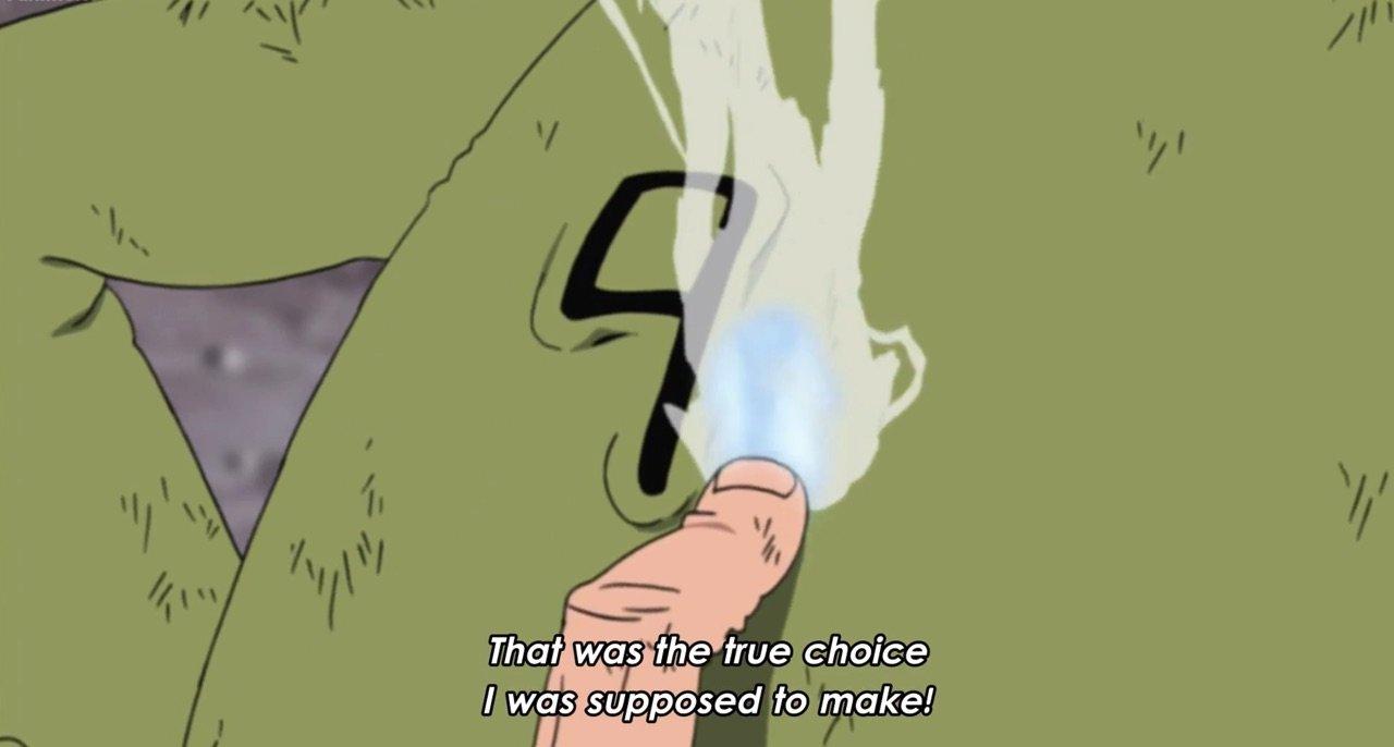 Jiraiya message before he died