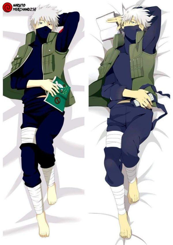 Kakashi hatake body pillow