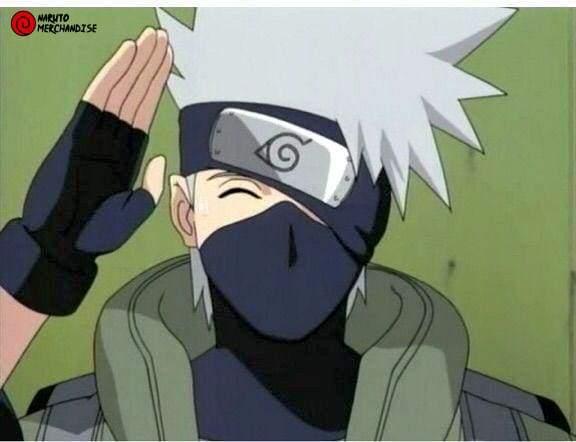 Kakashi Headband and Mask
