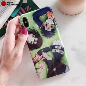 Kakashi Obito Rin Phone Case