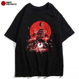 Kakashi Sensei Sharingan Shirt