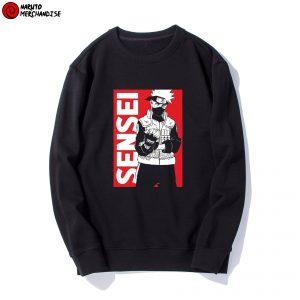 Kakashi Sensei Sweater
