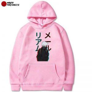 Kakashi Style Hoodie