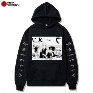 Kakashi Team 7 Hoodie