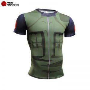 Kakashi Workout Shirt