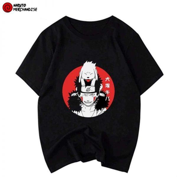 Kiba x Akamaru Shirt