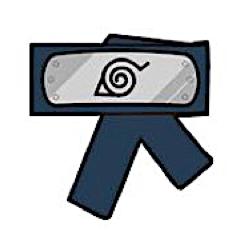 hidden leaf symbol headband