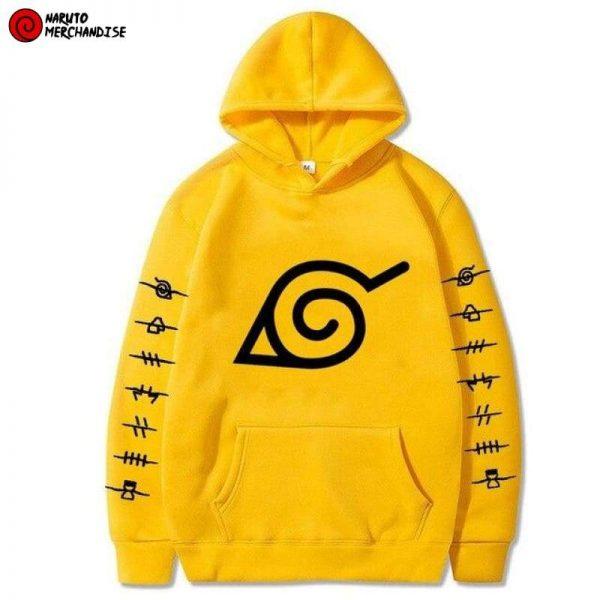 Konohagakure Symbol Hoodie