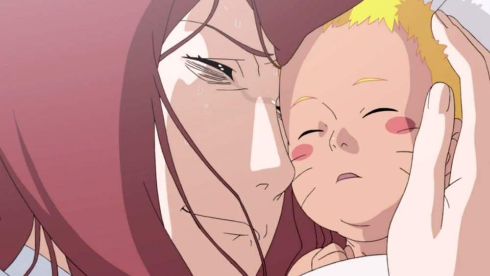 naruto and mom