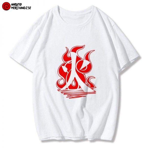 Land of Fire Naruto Shirt