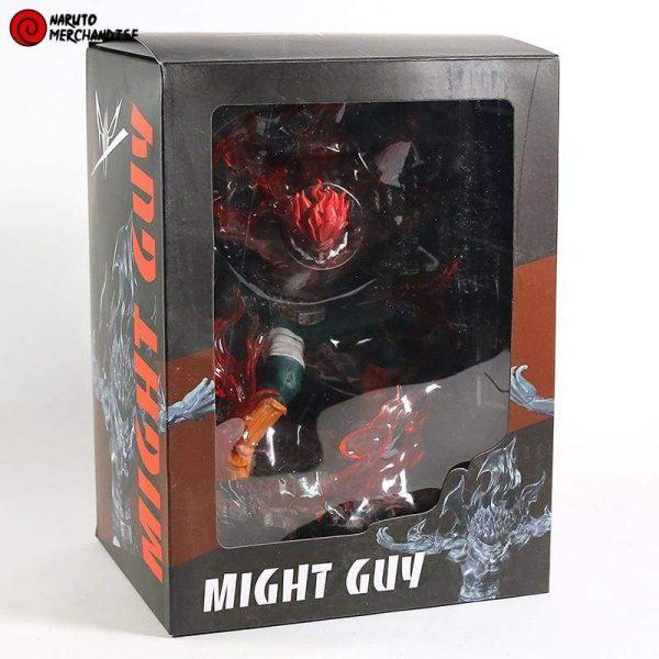 Might Guy 8 Gates Figure