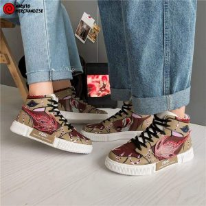 Might Guy Shoes